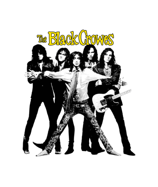 The Black Crowes Tour Band T Shirt
