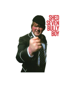 Shed Seven Bully Boy Band T Shirt