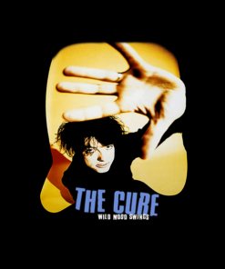 The Cure Wild Mood Swings Band T Shirt