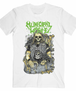 Municipal Waste Band T Shirt