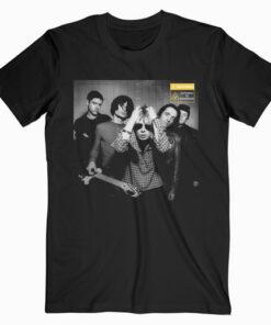 Radiohead Warning Band T Shirt