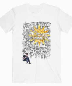 500 Days Of Summer T-Shirt White
