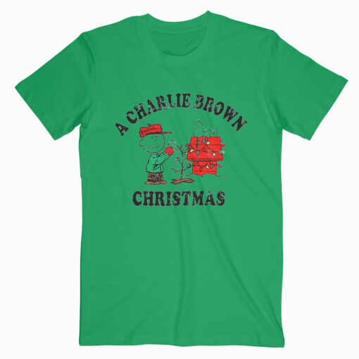 A Charlie Brown Christmas Green