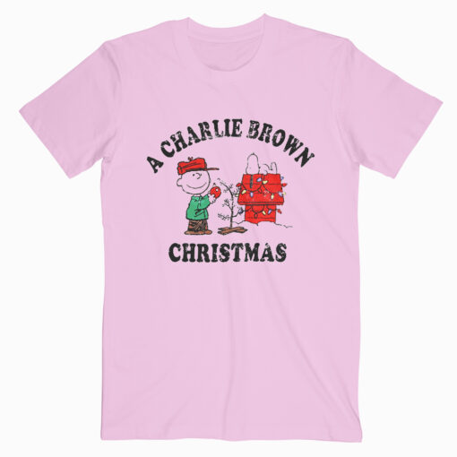 A Charlie Brown Christmas Pink