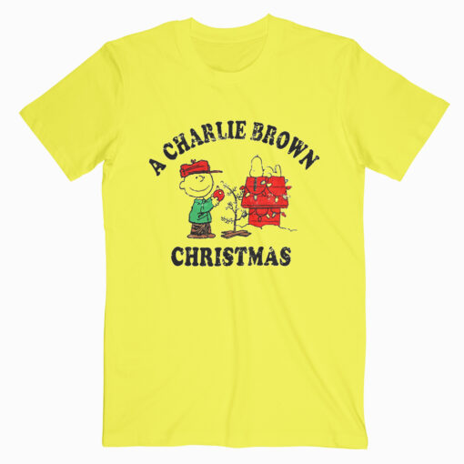 A Charlie Brown Christmas Yellow