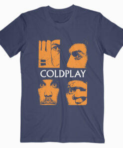 Coldplay Navy