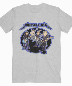 Metalica Cartoon Grey