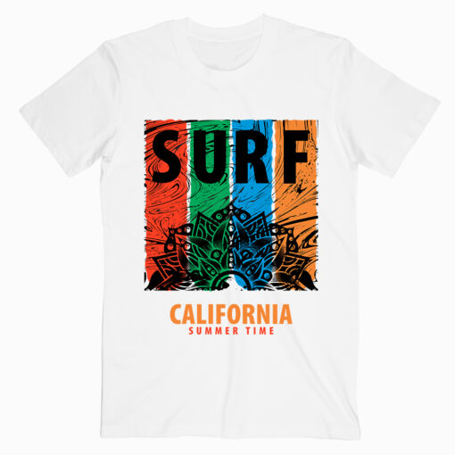 Surf Callifornia Summer Time 2020 White