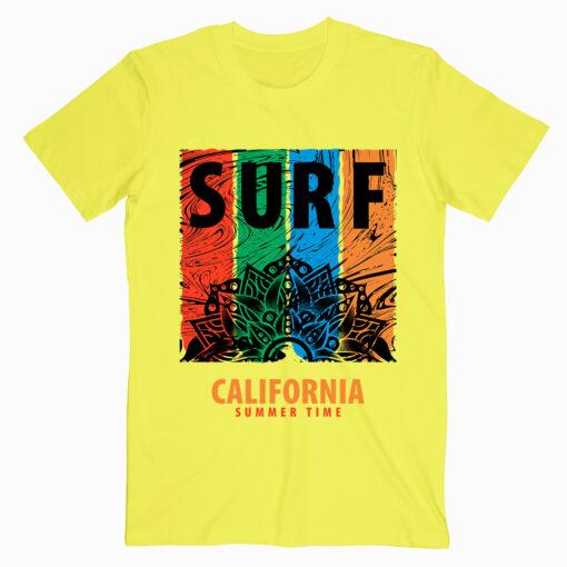 Surf Callifornia Summer Time 2020 Yellow