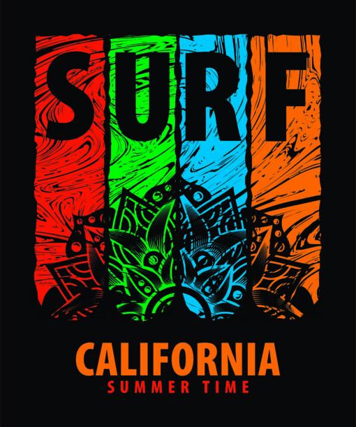 Surf Callifornia Summer Time