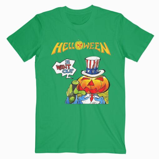 helloween green