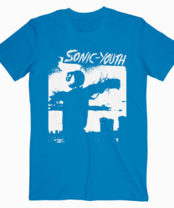 Sonic Youth Band T Shirt