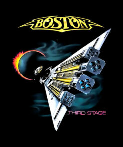 Boston Third Stage Band T Shirt