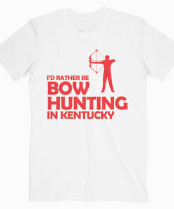 Bow Hunting Kentucky T Shirt