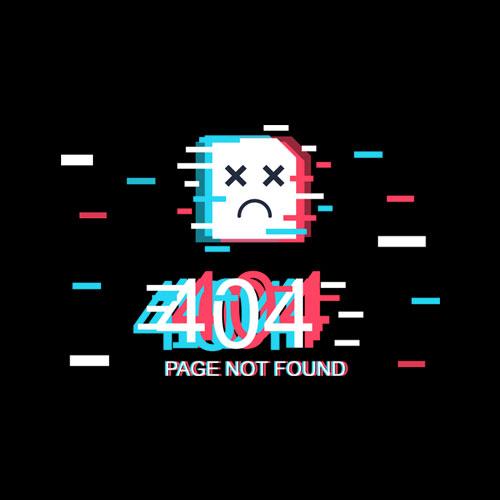 Error 404 Page Not Found T Shirt