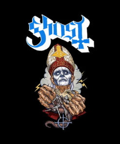Ghost Band T Shirt Papa