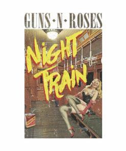 Guns n Roses Night Train Band T Shirt
