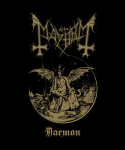 Mayhem Daemon Band T Shirt
