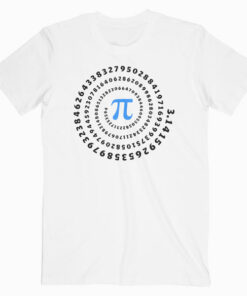 Pi T-Shirt 3,14 Pi Number Symbol Math Science Gift T-Shirt