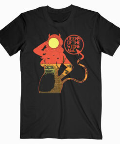 Queens Of The Stone Age Band T Shirt