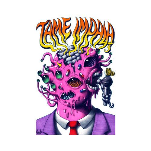 Tame Impala Band T Shirt