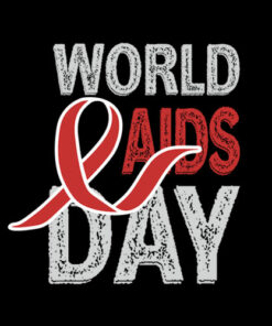 World Aids & Hiv Day T Shirt