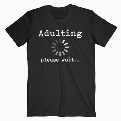 Adult 18th Birthday Gift Ideas for 18 Years Old Girls Boys T Shirt