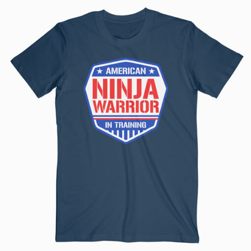 American Ninja Warrior In Training Comfortable T-Shirt