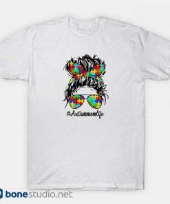 Autism Mom T Shirt