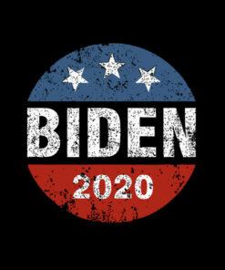 Biden 2020 Vintage Button Joe Biden T-Shirt
