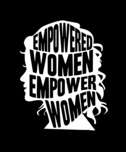 Feminist Empowered Women Shirt March 2020 Gift T-Shirt