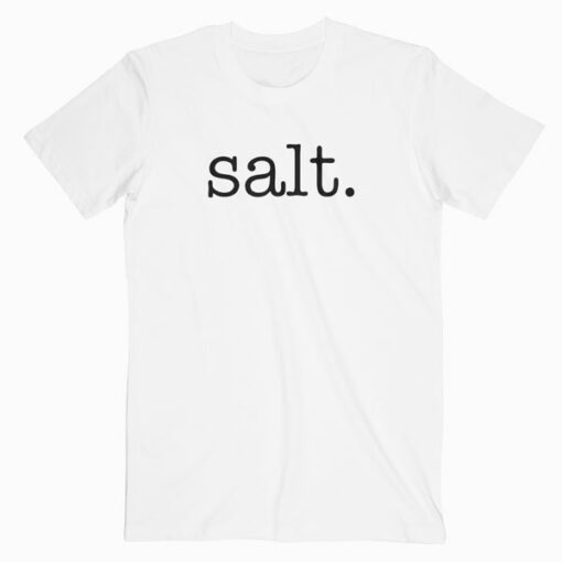 Matching Halloween SALT and pepper Costume for Couples Shirt