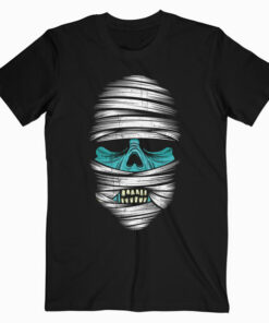 Mummy Costume Funny T Shirt For Men And Women