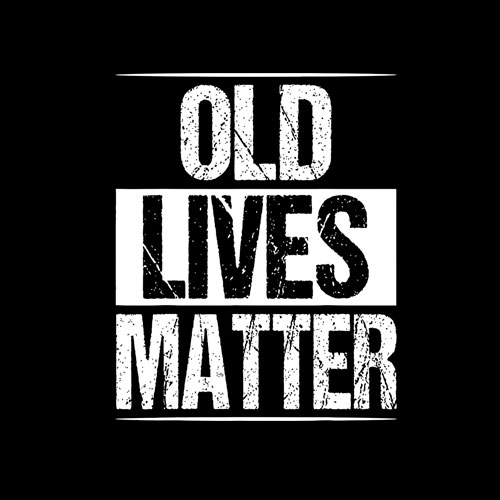Old Lives Matter 40th 50th 60th Birthday Gifts For Men Women T Shirt