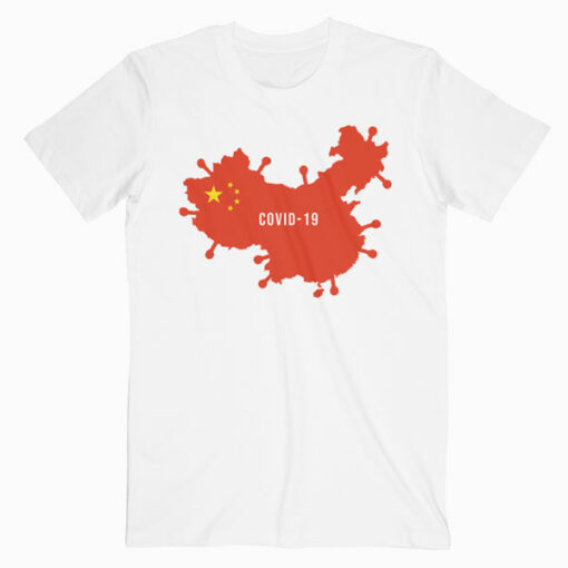 Wuhan Institute of Virology Coronavirus T-Shirt