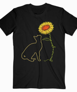 Cat You Are My Sunshine Cats Gifts T Shirt