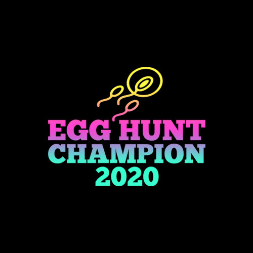 Dad Pregnancy Announcement Egg Hunt Champion 2020 T-Shirt