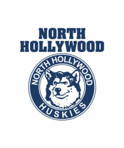 North Hollywood Huskies T-Shirt