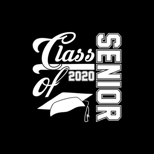 Senior Class of 2020 Graduation Gift For the Graduate T Shirt