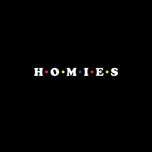 Simple Freshland Homies T-Shirt