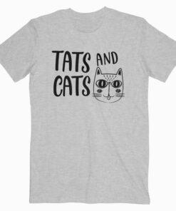 Tats And Cats T Shirt