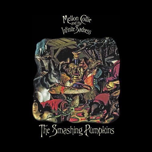 1996 Mellon Collie Smashing Pumpkins Band T Shirt