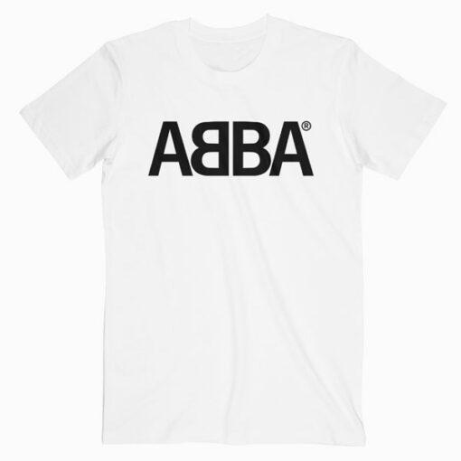 Abba Band T Shirt