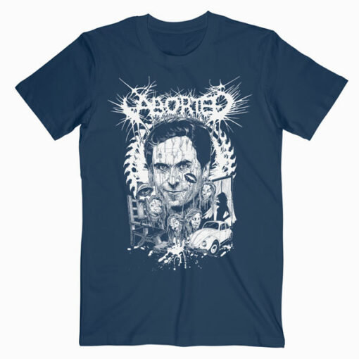 Aborted Meticulous Invagination My Name Is Ted Band T Shirt nb