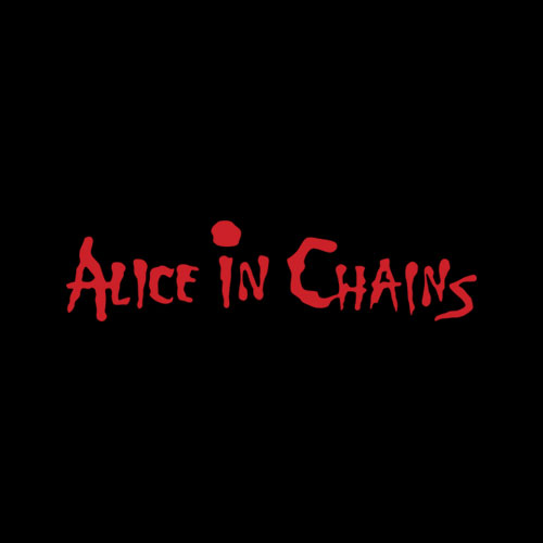 Alice In Chains Band T Shirt