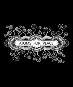 Atoms For Peace Thom Yorke Radiohead Band T Shirt