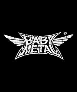 Babymetal Logo Band T Shirt