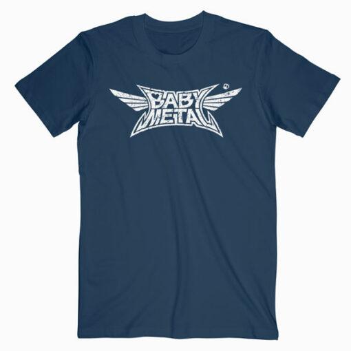 Babymetal Logo Band T Shirt