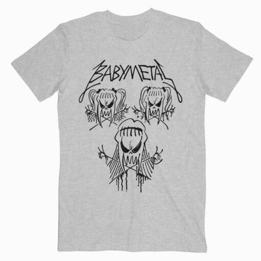 Babymetal Tour Band T Shirt