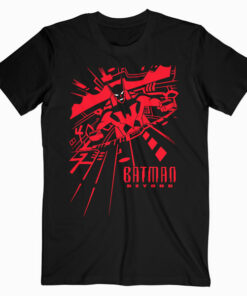 Batman Beyond At the Controls T Shirt